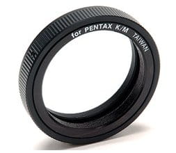 Adapter T-Ring Pentax K