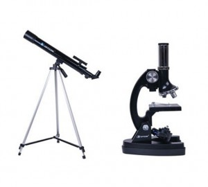 Zestaw Opticon ScienceMaster Teleskop + Mikroskop