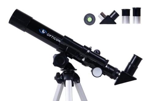Metalowy teleskop opticon finder dvd gratis teleskopowo pl
